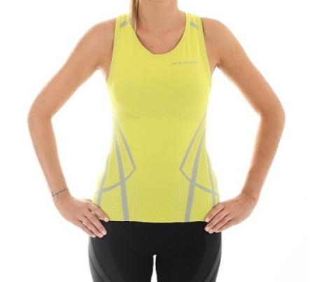 Bezrękawnik damski Brubeck Fitness TA10150