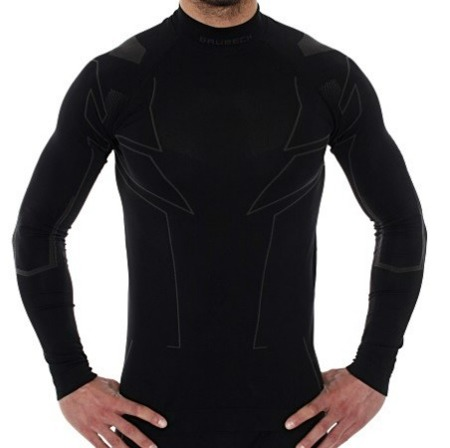 Bluza męska Brubeck Bikers Cooler LS11800