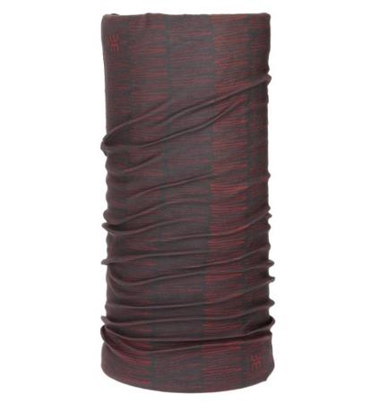 Chusta LUM Basic ZIGZAK RED Lum 500178