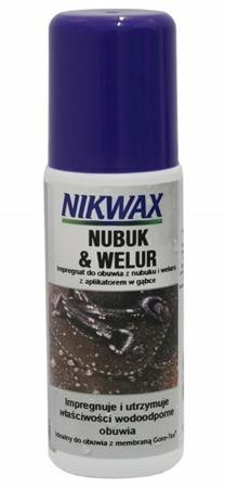 Impregnat Nikwax Do Nubuku i Zamszu 125 ml