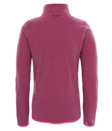 Polar damski TNF 100 Glacier Full Zip Kolor: Petticoat, Rozmiar: S