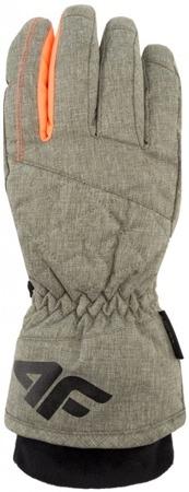 Rękawiczki damskie 4F H4Z17-RED003A