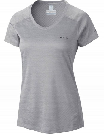 T-shirt damski Columbia Zero Rules Short Sleeve
