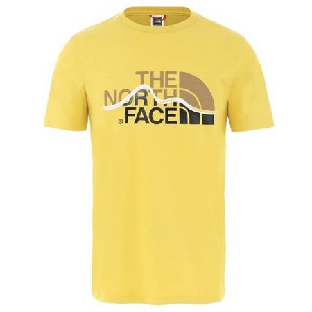 T-shirt męski The North Face Mountain Line Tee